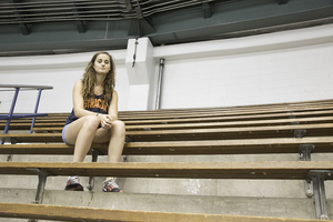 Sydney Leiher has been through several obstacles during her Syracuse career but is prepared to break out in her senior season.