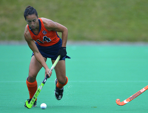 Laura Hurff and Syracuse take on Wake Forest on Thursday.
