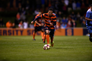 In the 2016 postseason, Camargo tallied three goals and two assists to help Syracuse finish 12-4-4 and advance to the Sweet 16.