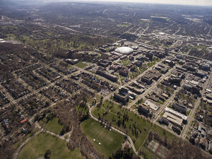 The last time Syracuse University released a draft of the Campus Framework was in June.