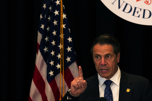 New York state Gov. Andrew Cuomo and state lawmakers reached an agreement on fiscal year 2017-18 budget on Friday, forging a path toward legalizing ride-hailing services such as Uber and Lyft to operate in upstate New York and Long Island.