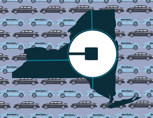 The Senate, Assembly and Cuomo announce an agreement on the 2018 fiscal year budget that includes a measure to authorize ride-hailing services to operate in the state.