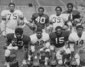 The Syracuse 8 was a group of SU football players who petitioned for racial equality on the SU football team in 1970. Forty-seven years later, athletes across the nation have protested inequalities.