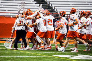 No. 2 Syracuse did just enough to set up a NCAA quarterfinal date with Towson next Sunday in Delaware.