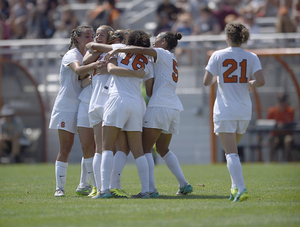 Syracuse opens its 2017 slate at SU Soccer Stadium on Aug. 21 against Connecticut.