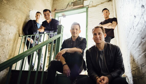Rock band O.A.R. returns to Syracuse for the fourth time